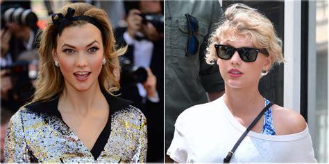 Lookalike Alert Karlie Kloss Got The Same Exact Haircut