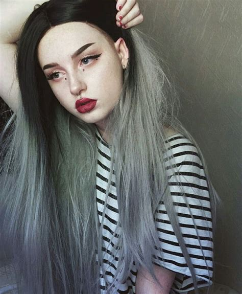 Best 25 Long Scene Hair Ideas On Pinterest Long Emo