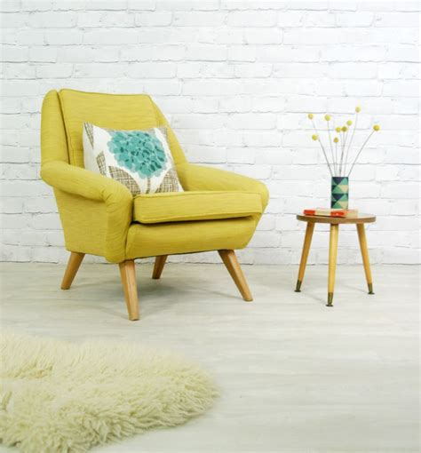 Retro Style Armchair by Best 25 Retro Chairs Ideas On