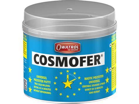 mastic polyester universel avec durcisseur v 233 ritable soudure 224 froid cosmofer contact