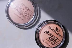 Trottinette À Essence : highlighter throw down the essence pure nude vs catrice high glow project vanity ~ Melissatoandfro.com Idées de Décoration