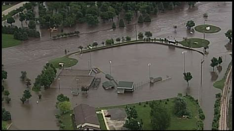 significant flooding drenches luverne minn wcco cbs