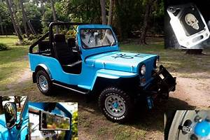 Willys Jeep Totally Upgraded For Sale From Negros Oriental