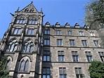 Marburg Phillips University Stock Photo - Download Image ...