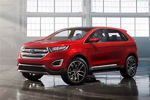 Ford Suv Edge : 2016 ford edge suv and review cars ~ Medecine-chirurgie-esthetiques.com Avis de Voitures