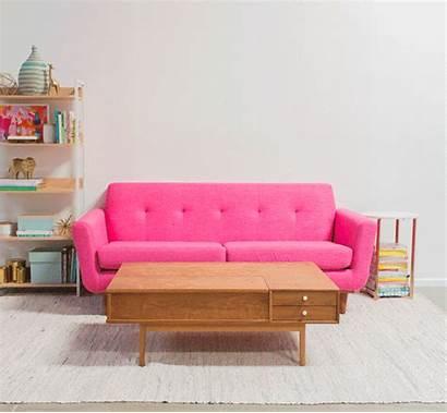 Pink Sofa Joy Oh Adventures Living Decorates