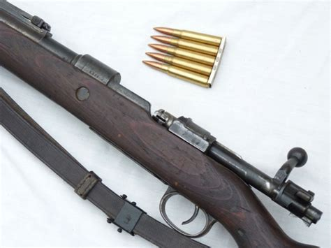 Deactivated German Mauser K98 Infantry Rifle 1944 Dated Sold