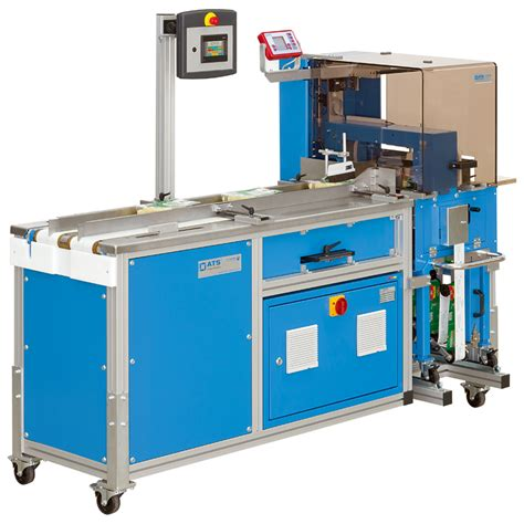 automatic banding machine packaging  banding automation
