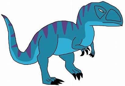 Dinosaur Clipart Allosaurus Dinosaurs Carnivore Transparent Pedia