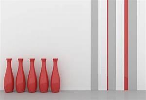 Wand Mit Bildern Gestalten : wand farbig streichen mit rand verschiedene ideen f r die raumgestaltung ~ Sanjose-hotels-ca.com Haus und Dekorationen