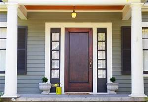 Replace Your Wood Front Door for Function and Elegance