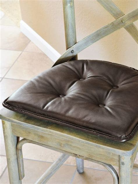 gripper chair cushions nonslip chair pads no ties