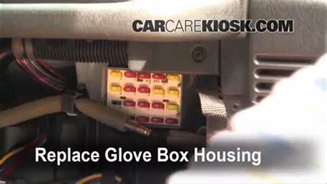 Interior Fuse Box Location Jeep Wrangler