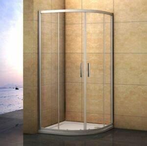 Viertelkreis Duschkabine 80x80 : 80x80 90x90 duschabtrennung glas viertelkreis runddusche ~ Watch28wear.com Haus und Dekorationen