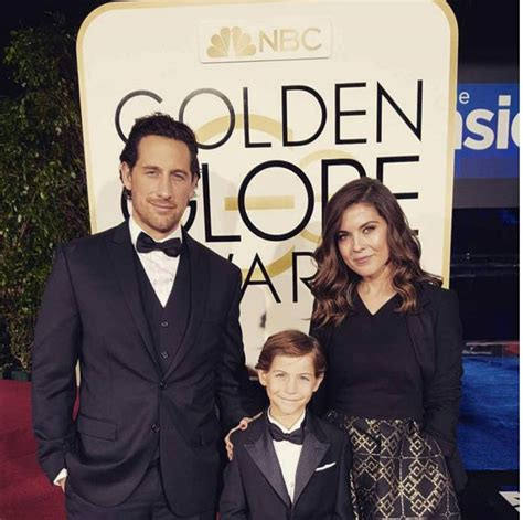 jacob tremblay  kimmel   attractive parents