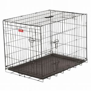 american kennel club 42 in x 30 in x 28 in large wire With dog crates for home