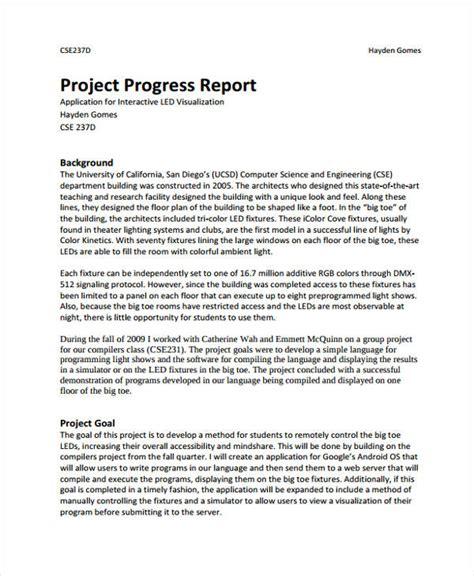 project report formats word  docs