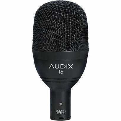 Audix F6 Microphone Drum Fusion Series Kick