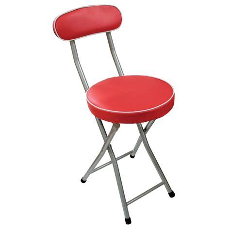 chaise de bureau pliante chaise pliante en métal tabouret de bar