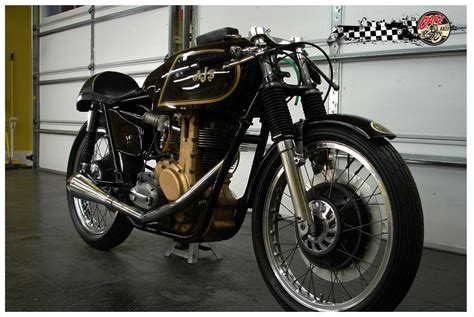 Tentacle Paradox Cb450 Cafe Racer