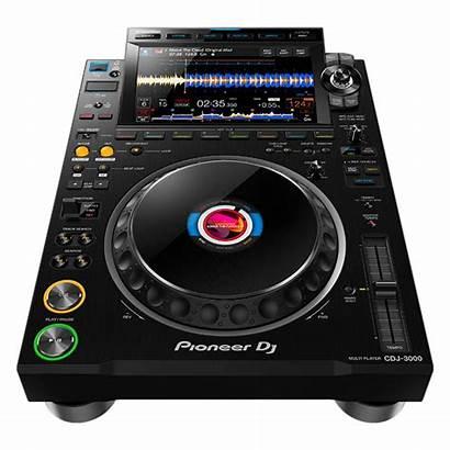 Cdj 3000 Pioneer Dj Player Pro Bjs