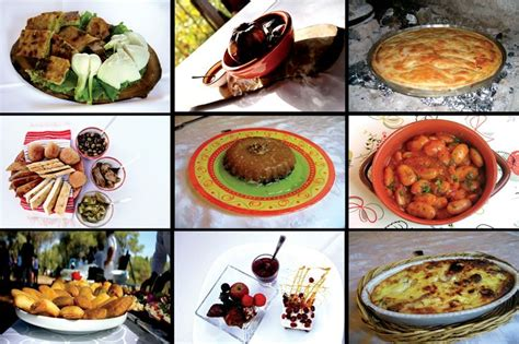 traditional cuisine recipes traditional albanian food collage enjoy albanian