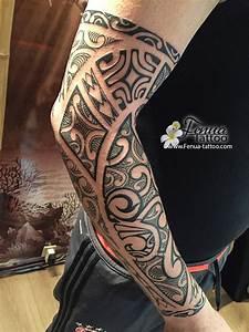 Tatouage Femme Maorie : tatouage maori bras entier ~ Melissatoandfro.com Idées de Décoration