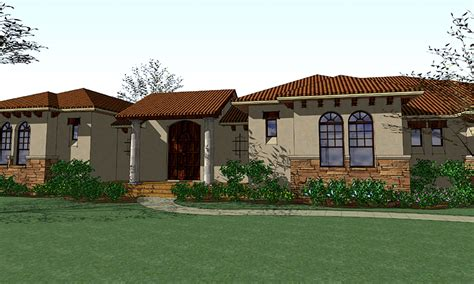 center courtyard beauty wg architectural designs