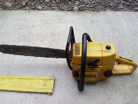 Motorna testera (82965131) - Limundo.com