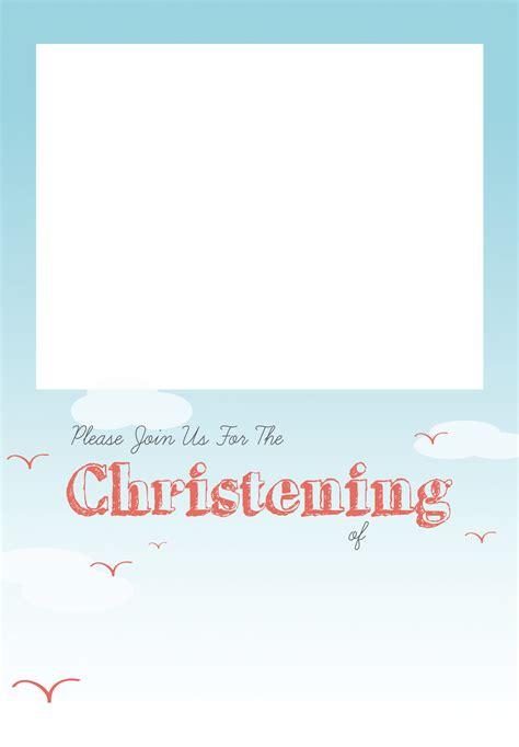 All Smiles Free Printable Baptism & Christening