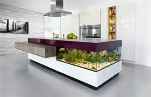 kitchen table island ideas 8 endroits propices où placer l aquarium maison
