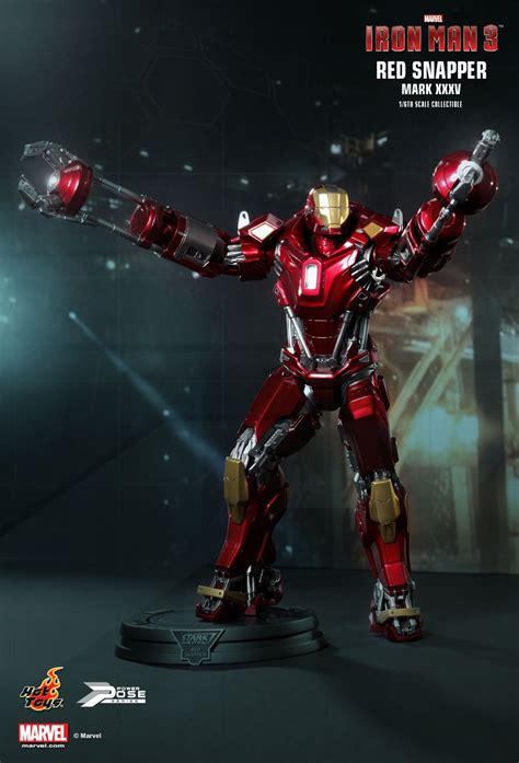 pps power pose red snapper  hot toys collectiondx