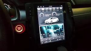 Part 1 Vertical Screen Tesla