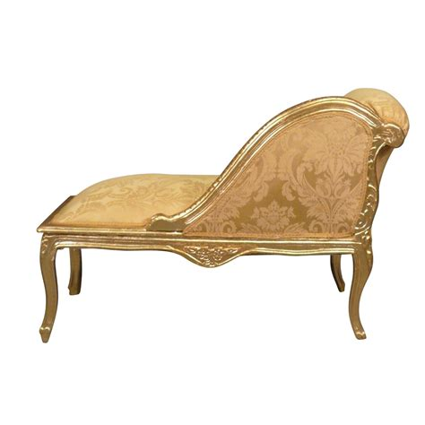 chaise style baroque pas cher chaise longue louis xv baroque furniture