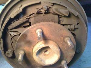 Rear Brakes  Brake Shoes  Pictures