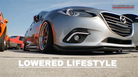 mazda  sedan super lowered lifestyle speed junkies