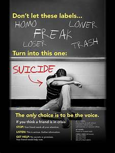 Suicide Prevention Posters | BRAD!BRYAN Multimedia Inc.