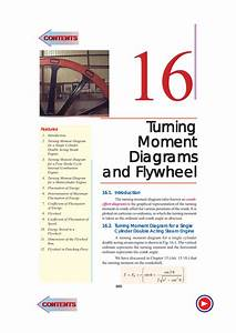 Chapter 16   Turning Moment Diagrams And Flywheel