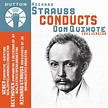 Richard Strauss conducts Don Quixote - Richard Strauss ...