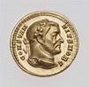 Aureus with head of Constantius I Chlorus, struck under ...