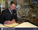 Peterhead royal visit Stock Photo: 106470628 - Alamy