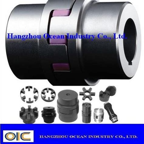 cast material rotex coupling size      mm