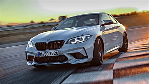 2019 Bmw M2 Competition Arrives With 405 Horsepower The