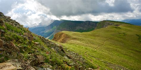 Ridge Lisd by Crested Butte Hiking 5 List Trails