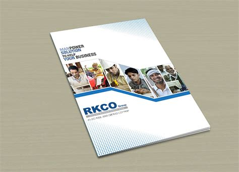 Corporate Brochure for Dubai Company - KID