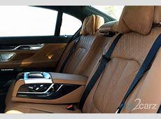 2016 BMW 750i xDrive Review Web2Carz