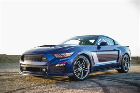 Roush Stage 3 Mustang Now Available To Order [w/Video ...