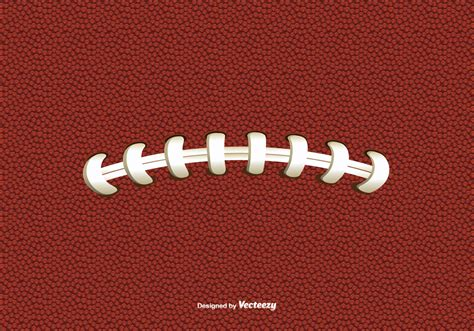american football lace vector football texture and lace free vector
