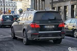 Mercedes Gl 7 Places : mercedes benz gl 63 amg x166 14 march 2013 autogespot ~ Maxctalentgroup.com Avis de Voitures