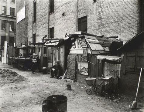 great depression hooverville   york city